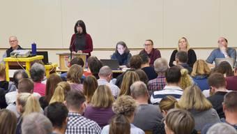 Die Behörde der Volksschulgemeinde Wigoltingen stellt sich zur Wiederwahl im März.