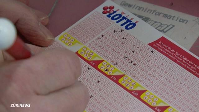 Reiche lieben Lotto