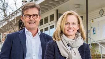 Marianne Bernet und Christian Eggenberger übernehmen das Kommando des neugewählten Vorstands im TC Old Boys Basel