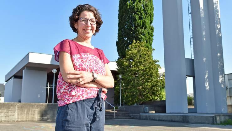 Flavia Schürmann, Seelsorgerin von Däniken, verlässt den Kanton Solothurn und tritt eine neue Stelle in Luzern an.