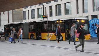 Postauto versucht sich als Taxi-Dienst; in der Region Brugg wird ab Februar erstmals in der Schweiz ein neues Angebot getestet.