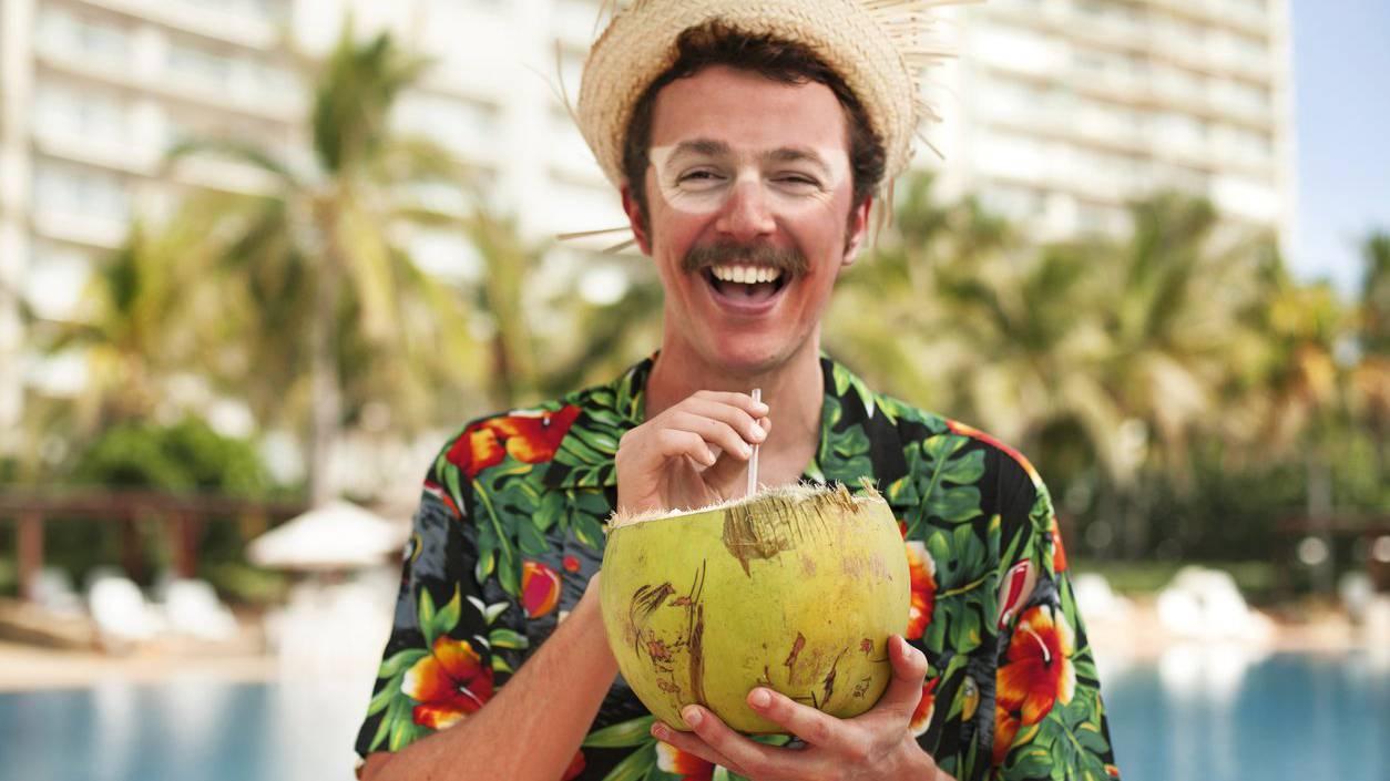 Packt die Hawaiihemden aus - der Sommer kommt!