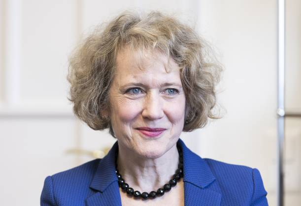 ... derweil kämpft Corine Mauch, sozialdemokratische Stadtpräsidentin, für das «Projekt Ensemble».