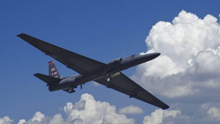 Die U-2 erreichte extreme Flughöhen von 18 Kilometern und mehr.