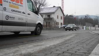 Mit der Umlegung der Niederholzstrasse will der Kanton die Fahrweid vom Durchgangsverkehr entlasten. Für diese Arbeiten will man ab etwa 2020 bereit sein.