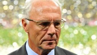 Franz Beckenbauer räumt Fehler in der Affäre um die WM 2006 ein
