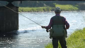 Fischer im Aargau brauchen immer mehr Geduld.