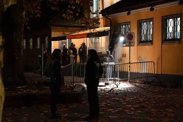 Antifa ruft Schützi-Betreiber auf, Konzert der Band Horna wegen Nazi-Hintergrund abzusagen