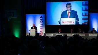 Verwaltungsratspräsident Daniel Schibli konnte letzte Woche über ein erfolgreiches Geschäftsjahr 2018 berichten. zvg