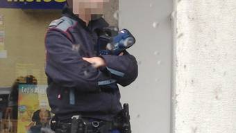 Solothurner Polizei arbeitet jetzt auch mit kleinen, leistungsfähigen Laserpistolen.