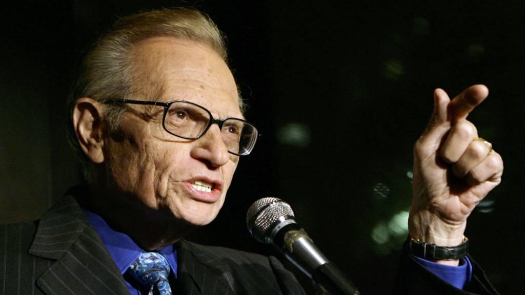 Der Meister des Mikrofons: Talkshow-Moderator Larry King gestorben