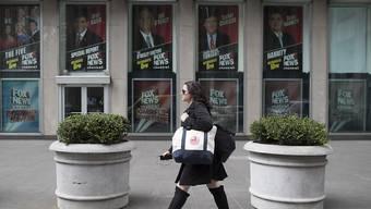 Der US-Medienkonzern News Corp. hat im abgeschlossenen Geschäftsquartal einen Verlust erlitten. (Archivbild)