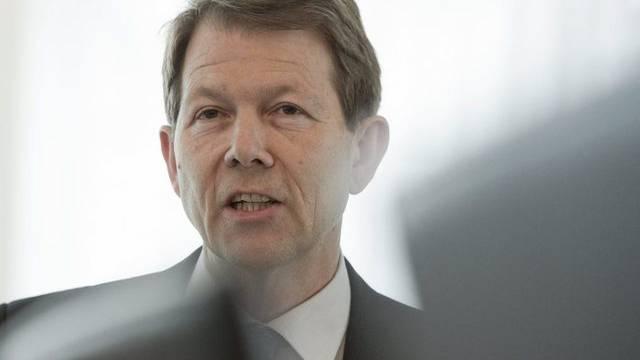 Fritz Zurbrügg nimmt offiziell Einsitz im SNB-Direktorium (Archiv)