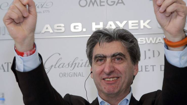 Nick Hayek