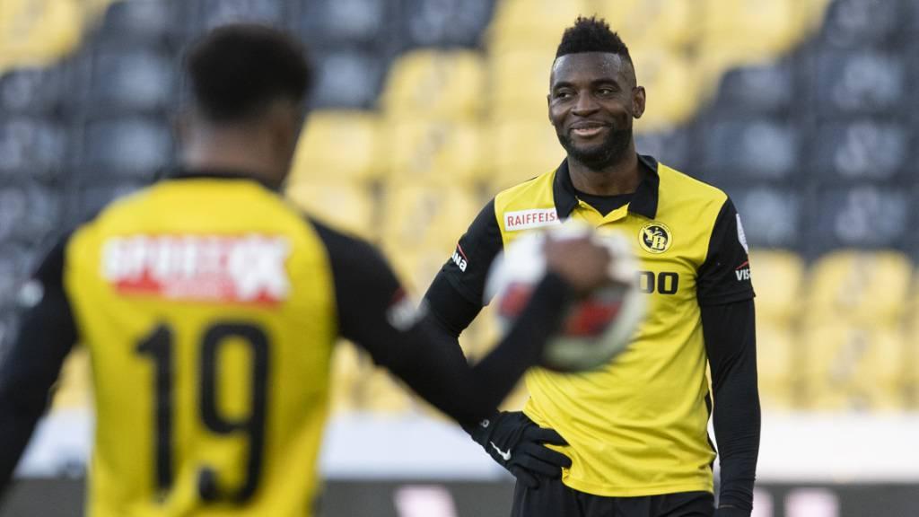 Young Boys feiern ersten Saisonsieg gegen Servette