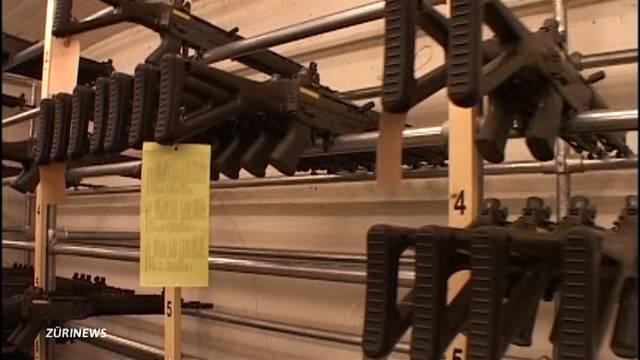 Plattform fordert schärferes Waffengesetz