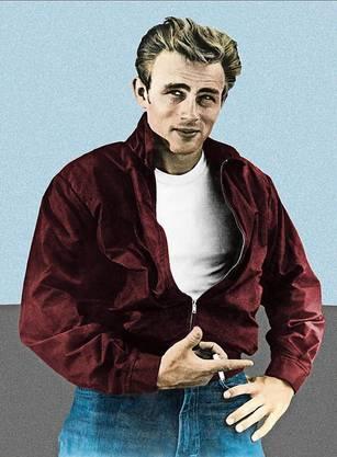 James Dean starb 1955 bei einem Autounfall. Dieses Jahr gibt er im Film «Finding Jack» sein Comeback.