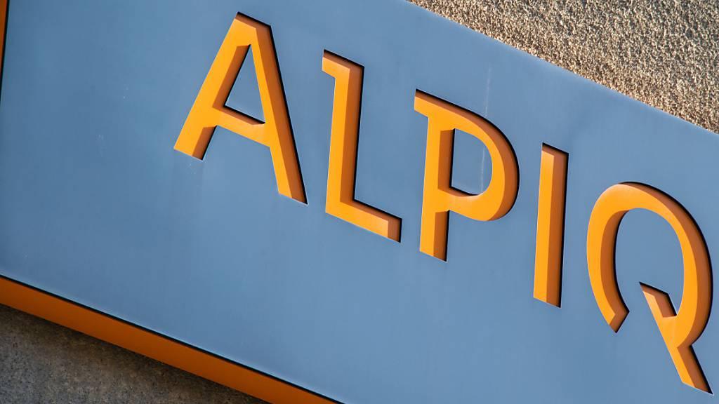 Alpiq schreibt im ersten Halbjahr Gewinn