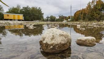 Die Marti AG und Coop haben schon viele Steine auf dem Weg zum neuen Einkaufscenter aus dem Weg geräumt - der grösste, das Bundesgericht, droht noch.