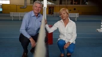Kurt und Heidi Locher bedauern, das sie das Vitis Center im Jahr 2020 aufgeben müssen.