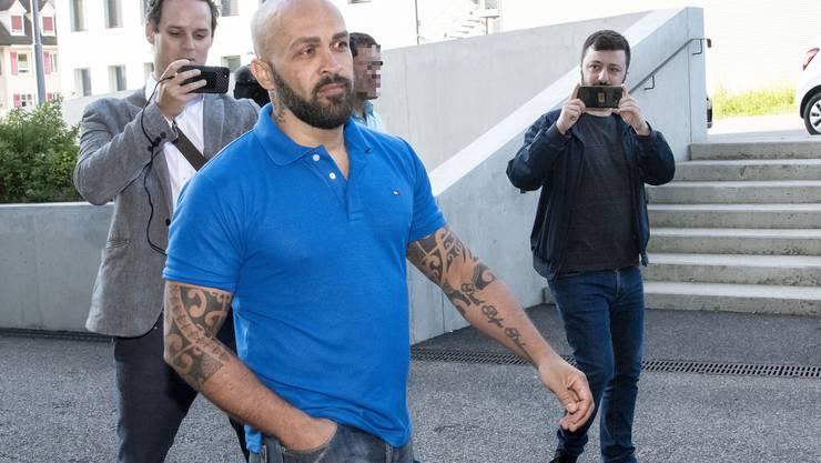 Ende Januar erneut vor Gericht: Kampfsportler Paulo Balicha. (Archivbild)