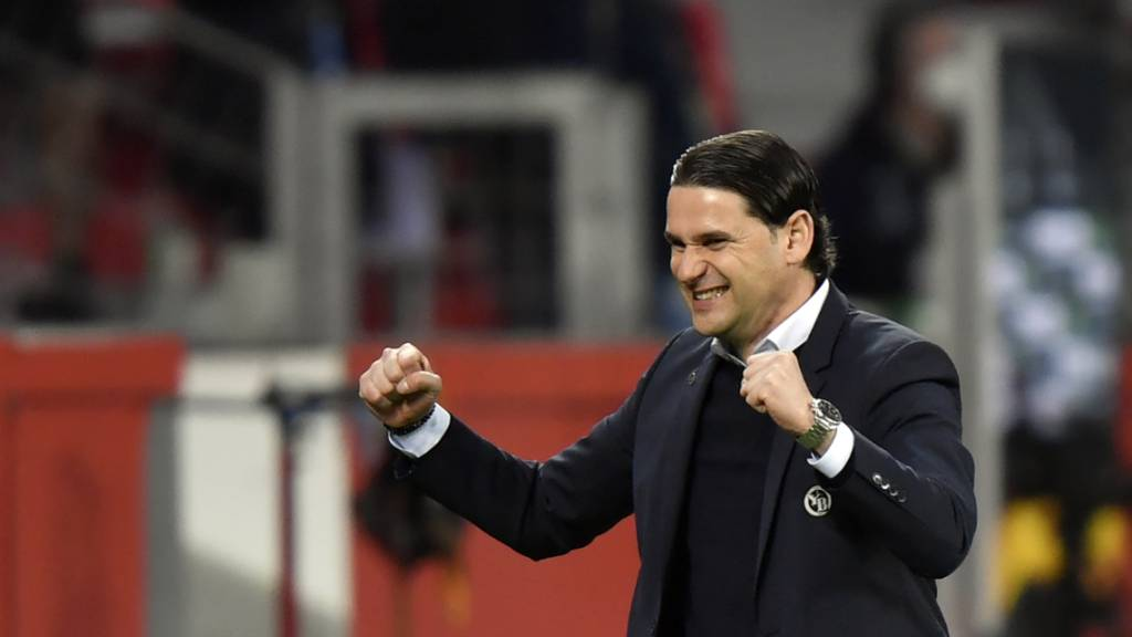 Nach der Freude wartet schon bald eine neue europäische Herausforderung auf Trainer Gerardo Seoane und seine Young Boys