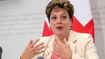 Silvia Steiner ist CVP-Regierungsrätin im Kanton Zürich und Präsidentin der Erziehungsdirektoren.