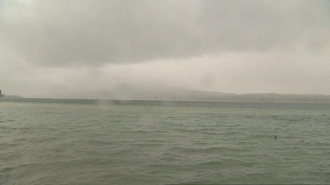 Dauerregen in der Ostschweiz: In 72 Stunden bis zu 70 Liter pro Quadratmeter erwartet