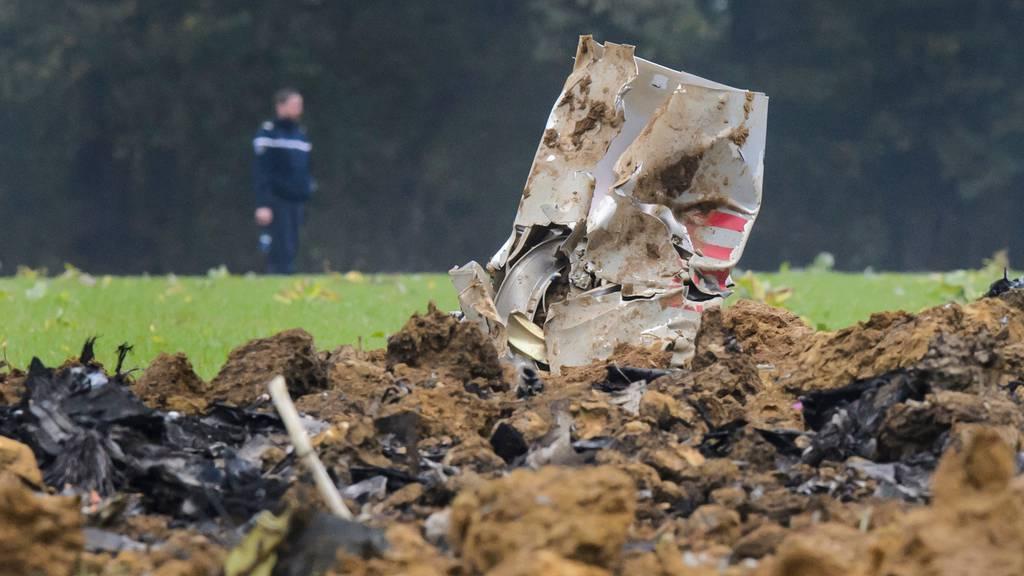 Pilot muss wegen F/A-18-Absturz vor Militärgericht