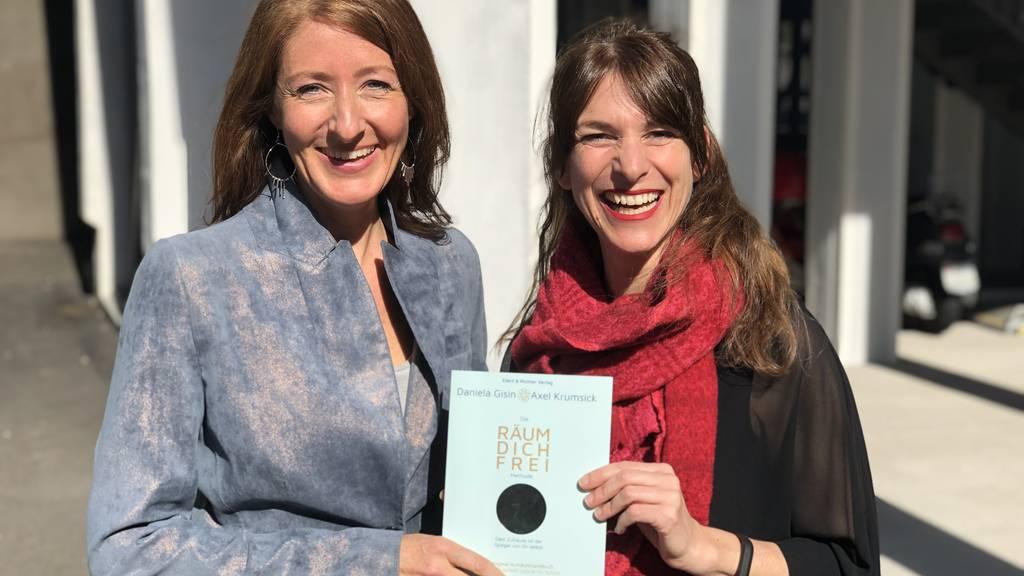 Richtig aufräumen mit Autorin Daniela Gisin