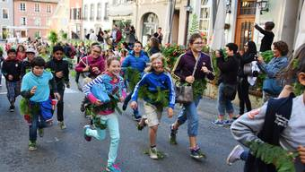 Die Jugendfest-Fieberkurve steigt in Brugg rasant
