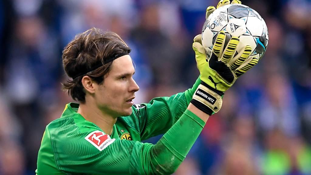 Dortmund und Schalke trennen sich torlos