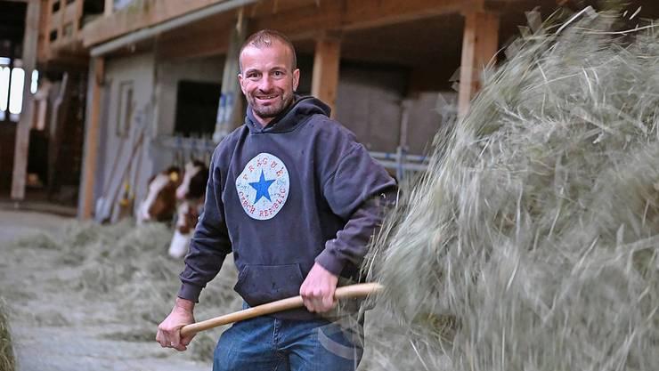 Für die Berner EDU neu im Nationalrat: Meisterlandwirt Andreas Gafner.