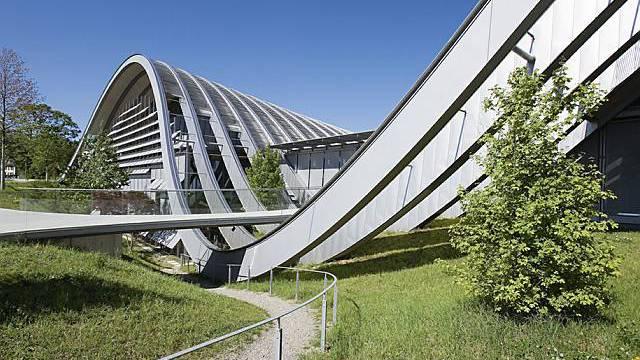 Teil des Zentrums Paul Klee