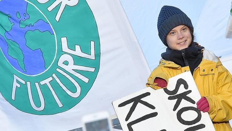 """""""... for future"""" ist in Deutschland zum Anglizismus des Jahres gekürt worden. Der Ausdruck geht auf das von der schwedischen Klimaaktivistin Greta Thunberg geprägte Schlagwort """"Fridays for Future"""" zurück."""