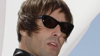 Rocksänger Liam Gallagher (Archiv)