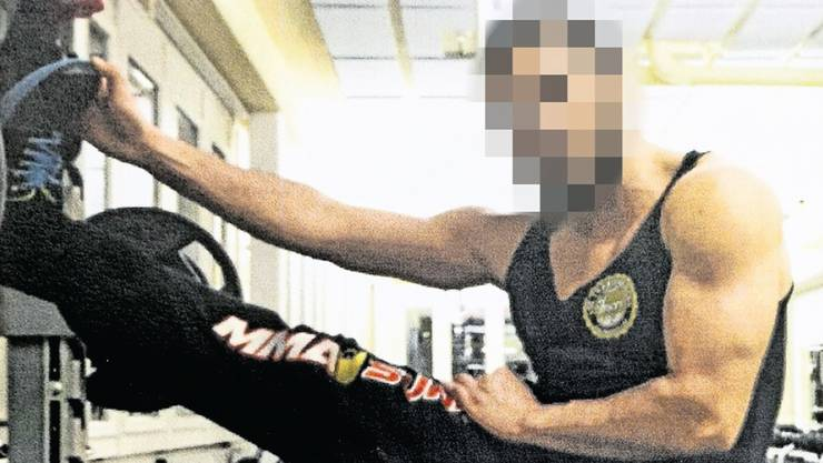 Der «Emir von Winterthur» war im Kampfverein MMA-Sunna aktiv und verkehrte in der An'Nur-Moschee. Foto: Facebook