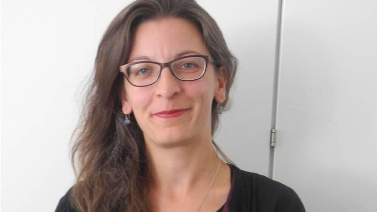 Melanie Martin ist Projektmitarbeiterin der Kontaktstelle Selbsthilfe Solothurn.