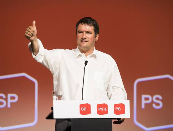 SP-Parteipräsident Christian Levrat.