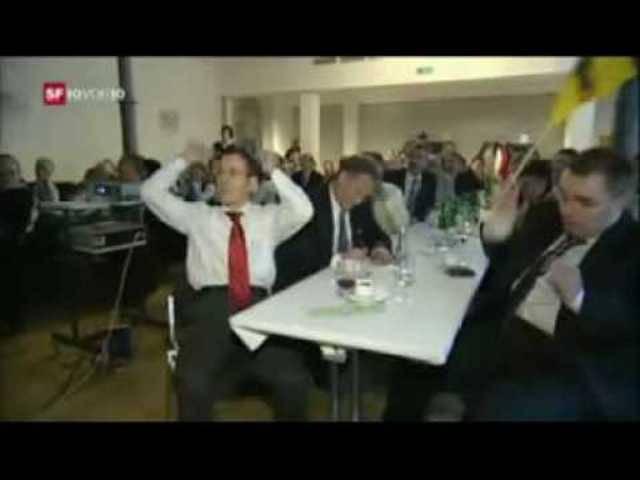 12. Dezember 2007: Die Abwahl von SVP-Übervater Christoph Blocher