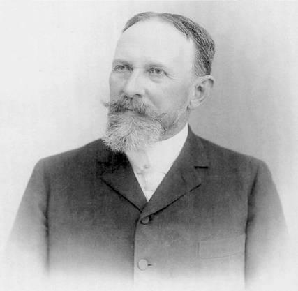 Carl Spitteler (Aufnahme von 1905).