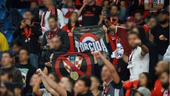 27.09.2017 Ausschreitungen am Rande des Champions-League-Spiels FC Basel gegen Benfica Lissabon