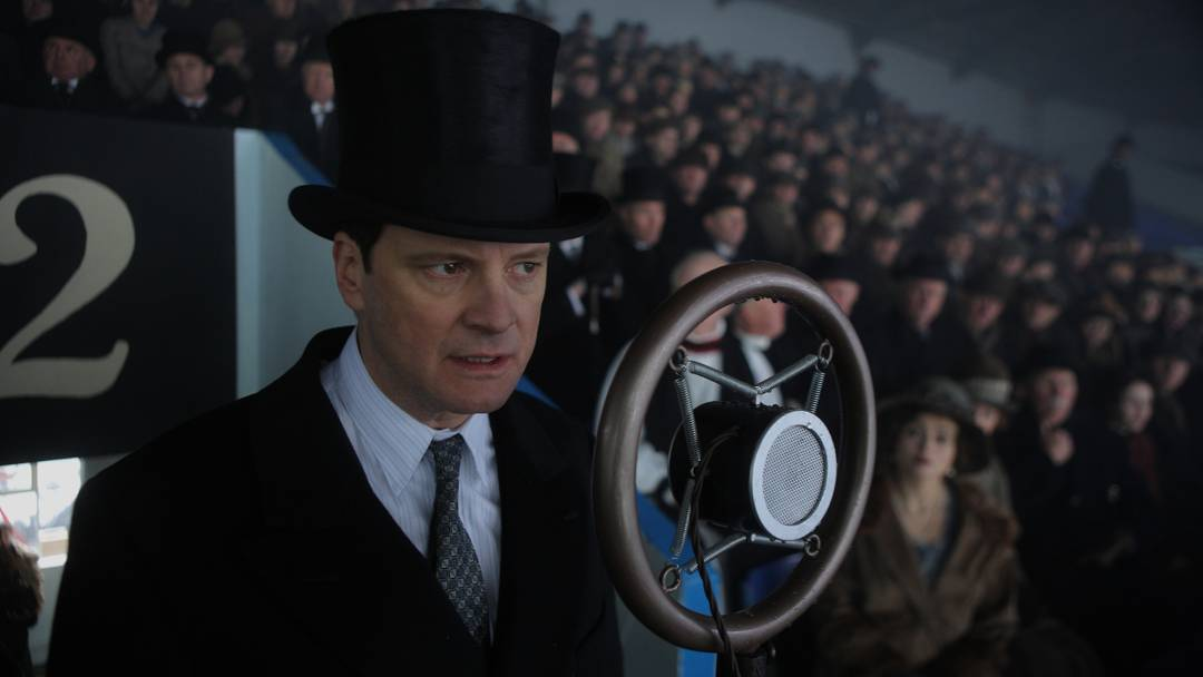 «The King's Speech» mit Colin Firth