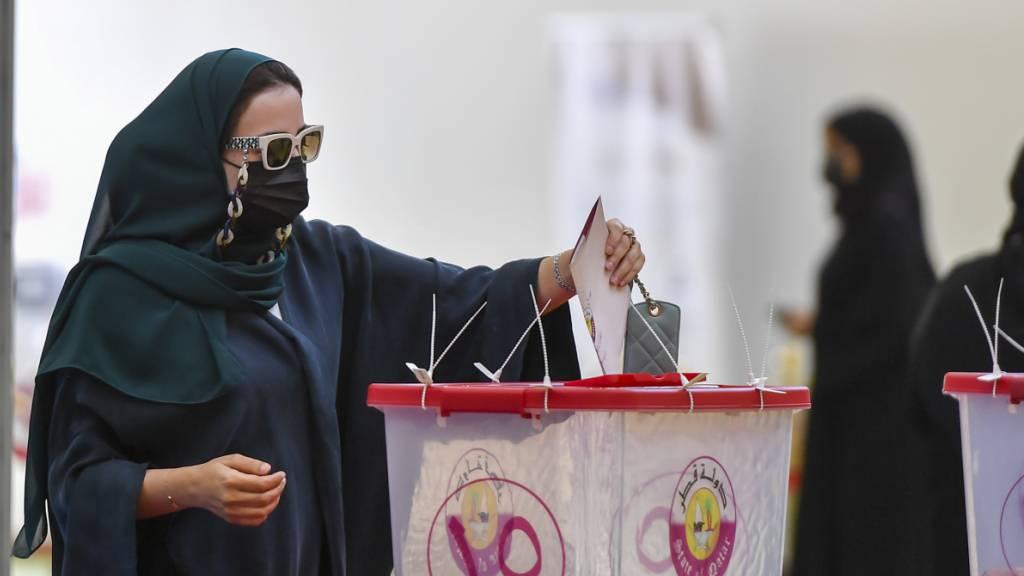 Frauen scheitern bei der ersten nationalen Wahl in Katar