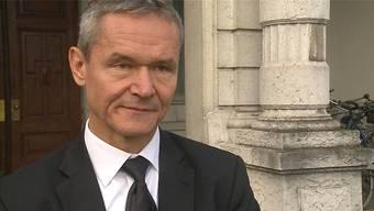 Konrad Jeker, Solothurner Rechtsanwalt: «Wer gerechte Verfahren will, der muss das Strafbefehlsverfahren abschaffen.»