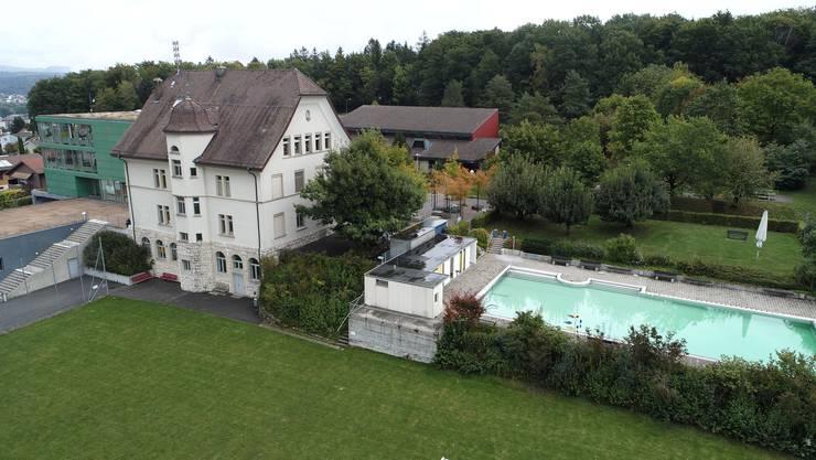 Schulanlagen Schulhaus MZH Jurablick Gemeindeverwaltung Starrkirch-Wil