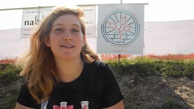 Shani Rosenbliz (19) aus Israel