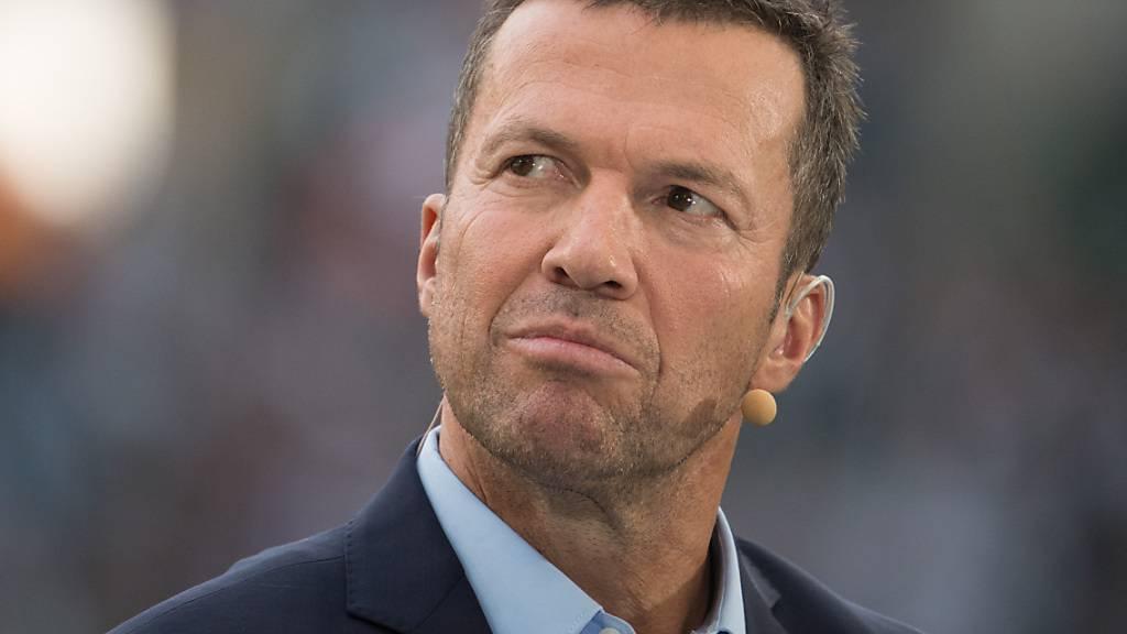 Lothar Matthäus ist ein anderer Ex-Spieler, der sich in seiner Funktion als TV-Experte immer wieder zu den Bayern äussert