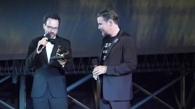 Ehrung für Hollywoodstar Ethan Hawke beim Filmfestival Locarno
