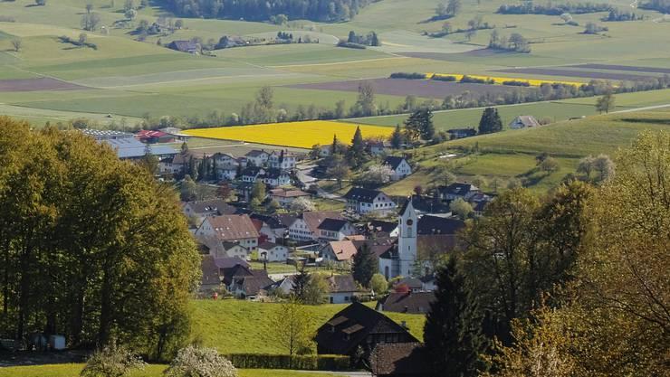 Laupersdorf.